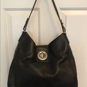 Kate spade Jamie Hobo bag black with gold closure